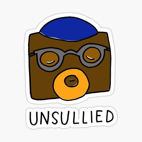 UnsulliedJuelz Sticker