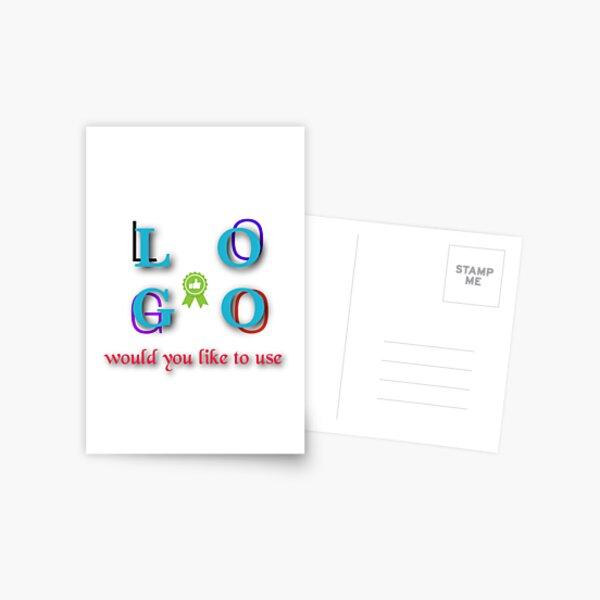 Logo would you like to use Postcard