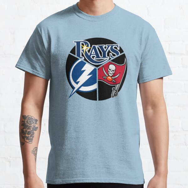 Tampa Bay Sports Teams TriQuad Classic T-Shirt