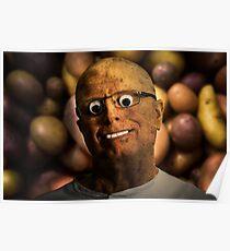 The aPeel of Mr Potato Head Poster