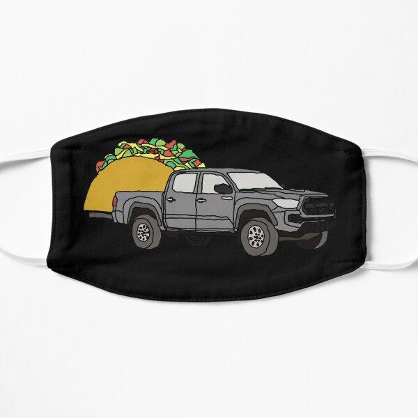 Toyota Tacoma Hauling a Taco 4x4 4wd Truck Wheelin Tundra 2021 TRD  Flat Mask
