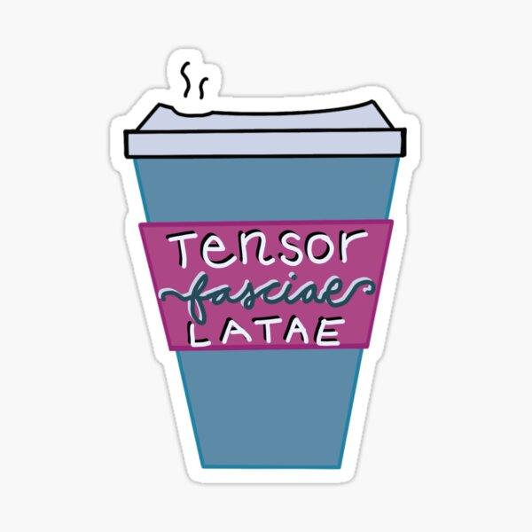 Tensor Fasciae Latae Sticker