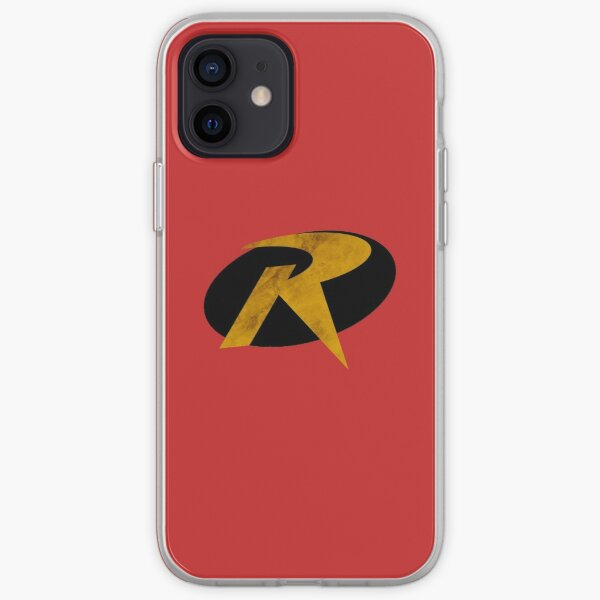 Robin iPhone Soft Case