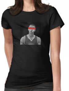 SC - Red Eyes Womens Fitted T-Shirt
