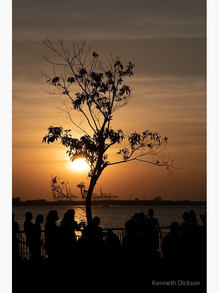 Tamsui Sunset by KenTaiwan98
