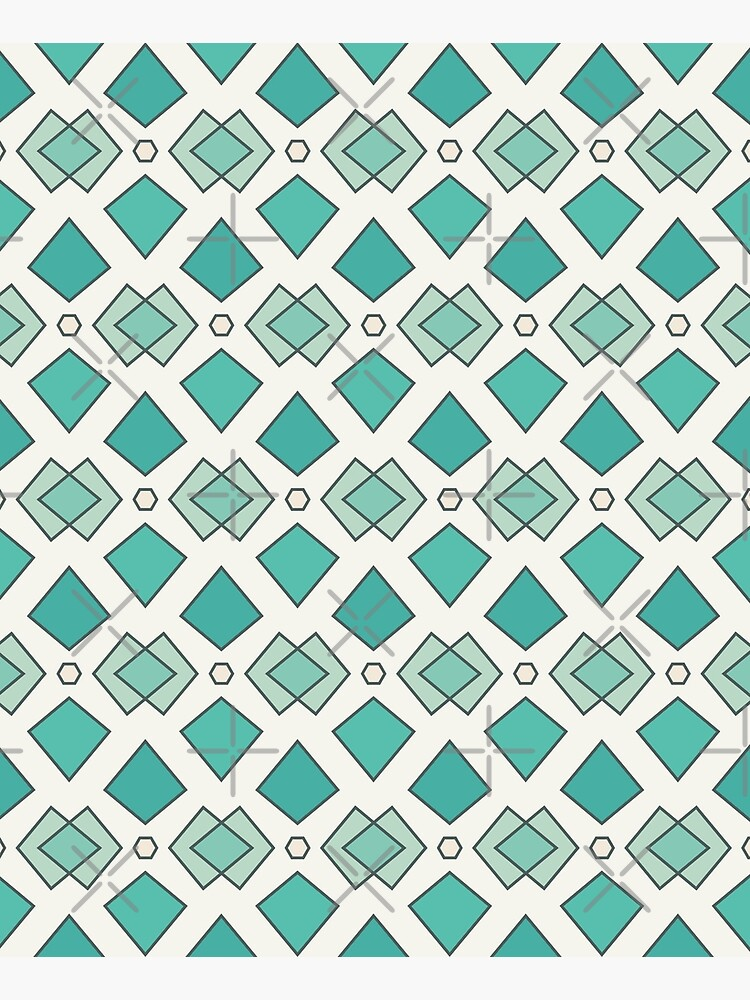 Abstract pattern by WendyLeyten