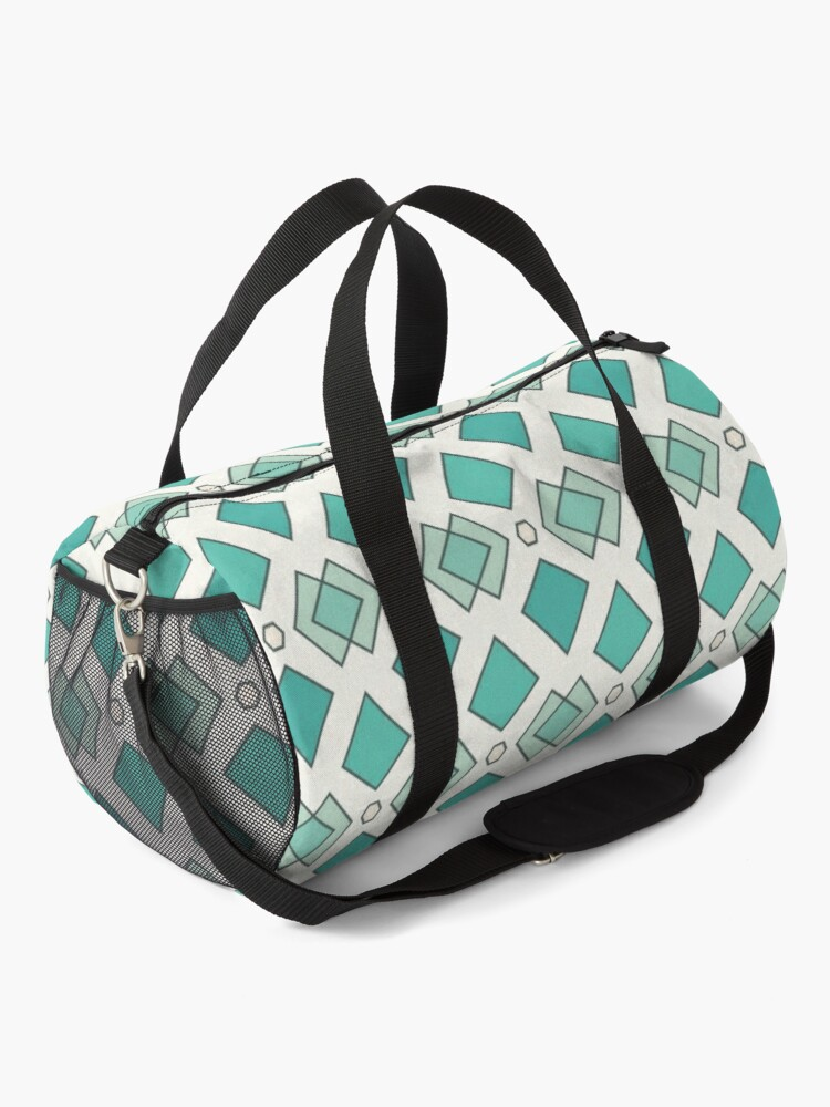 Alternate view of Abstract pattern Duffle Bag