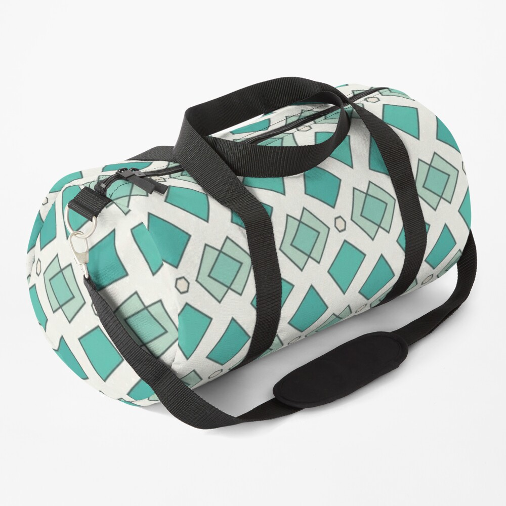Abstract pattern Duffle Bag