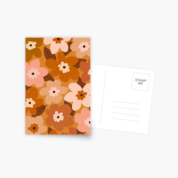 Blossom - bohemian Postcard