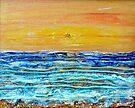 Golden Dawn by Regina Valluzzi