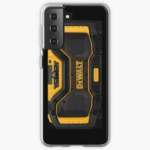 DEWALT Jobsite Radio 7 Samsung Galaxy Soft Case