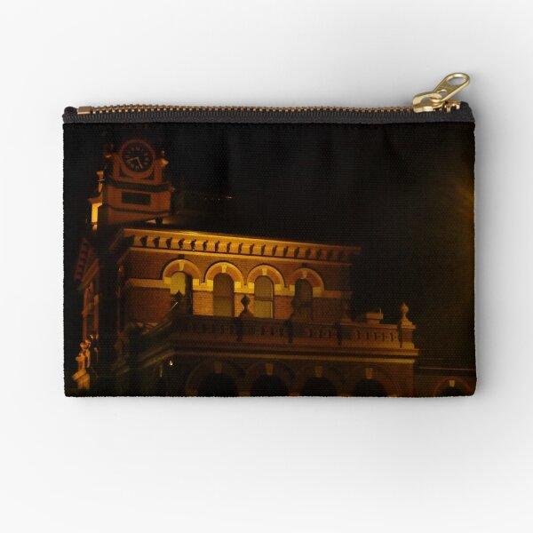 Golden post office Zipper Pouch
