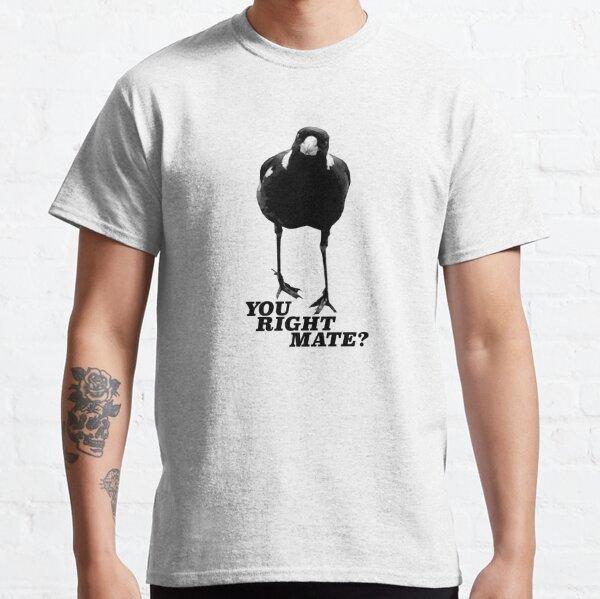 Magpie Season Classic T-Shirt