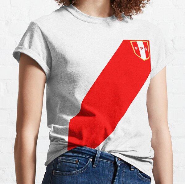 Peruanische Fußballauswahl Classic T-Shirt