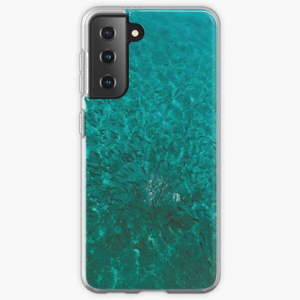 Blue lagoon Samsung Galaxy Soft Case