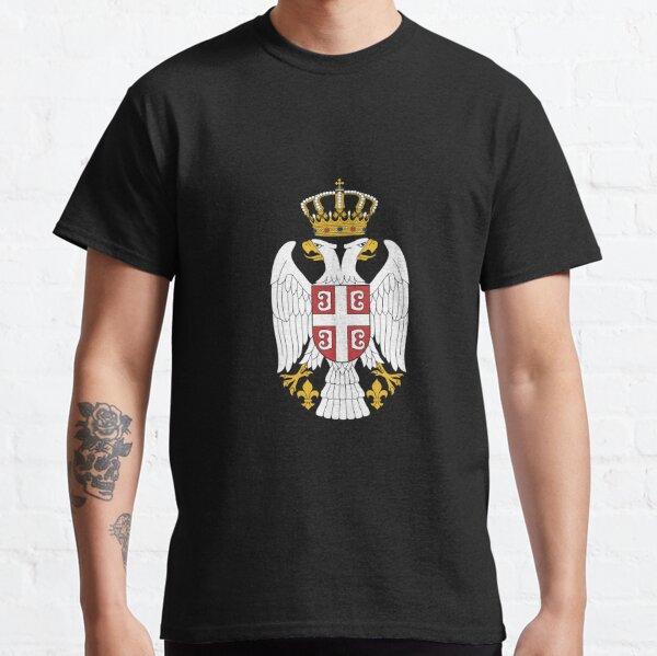 Serbian Eagle Classic T-Shirt