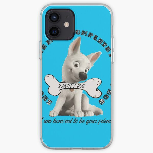 SNOOPY DOG  Coque souple iPhone