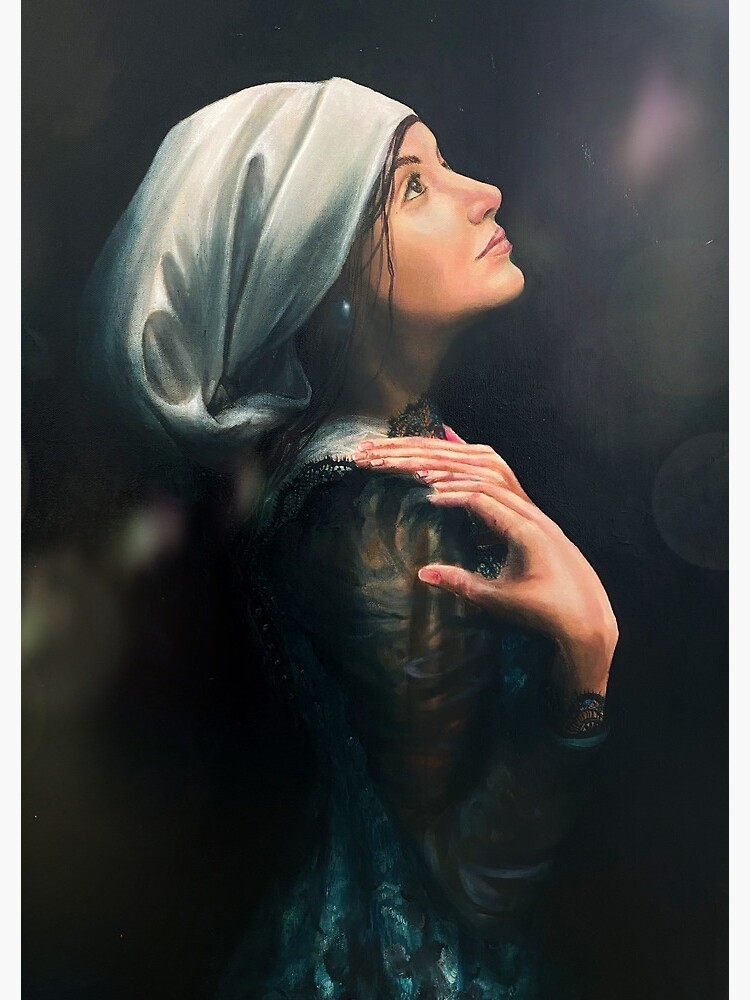 The Maid's Tale by skyartpaintings