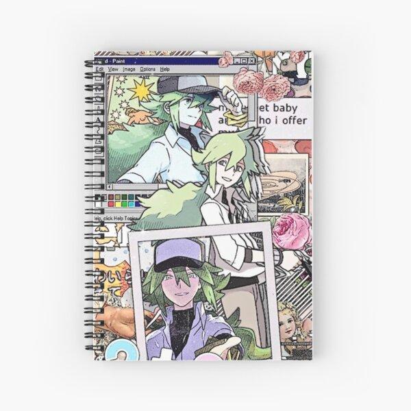 N Harmonia Spiral Notebook