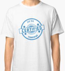 Certified Zip Tie Technician Classic T-Shirt