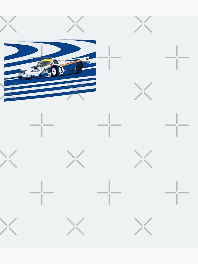 956 1983 - Winner 24 Hours by Speedbirddesign