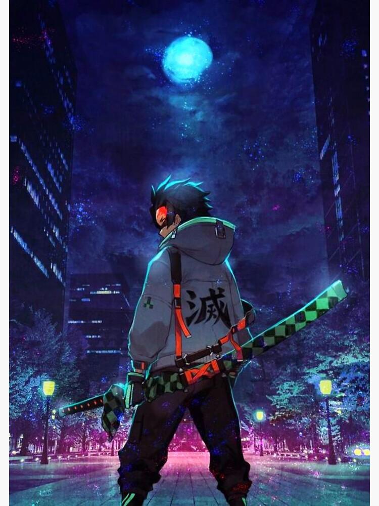 Tanjiro Kamado Demon Slayer by EspressioDesign