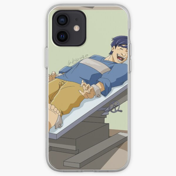 Nurse Tickling iPhone Soft Case