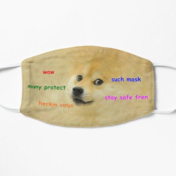 solche Maske Flache Maske