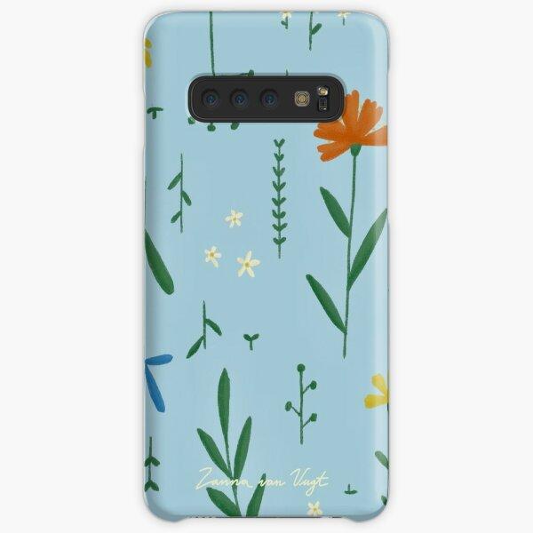 Floral Pattern Samsung Galaxy Snap Case
