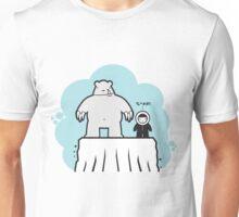 Eskimo v Pola Bear Unisex T-Shirt