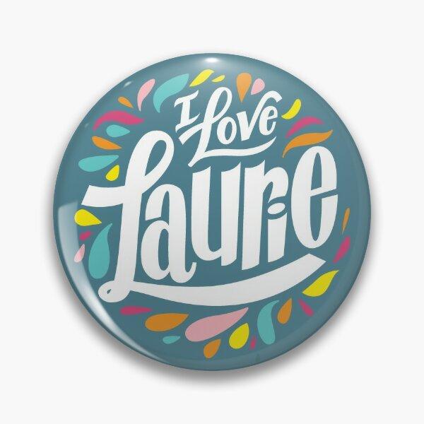 I love Laurie, Little Women Pin