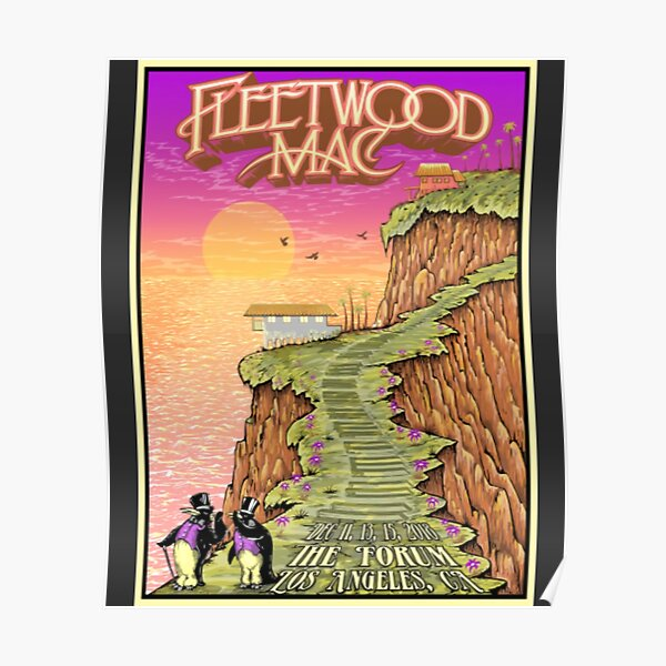 Fleetwood Artwork Mac The Torum Poster