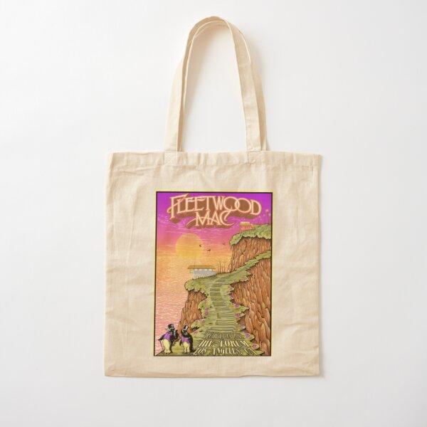 Fleetwood Artwork Mac The Torum Cotton Tote Bag