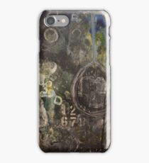 Abstract No. 1 iPhone Case/Skin