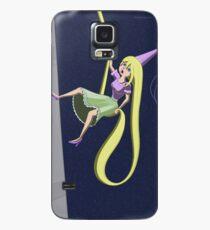Rapunzel Abseil Escape Attempt Case/Skin for Samsung Galaxy