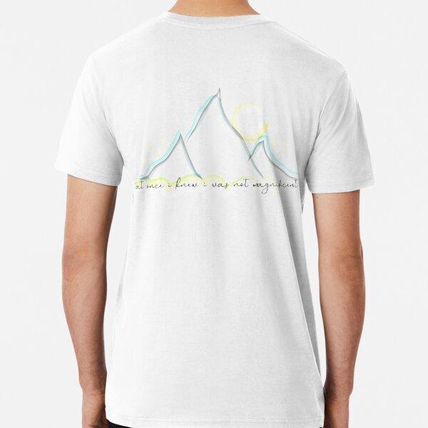 Holocene - Bon Iver Premium T-Shirt