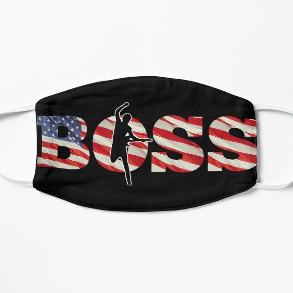 Máscara de jefe Mascarilla plana