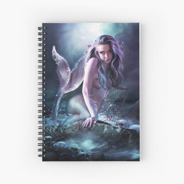 Amethyste Spiral Notebook