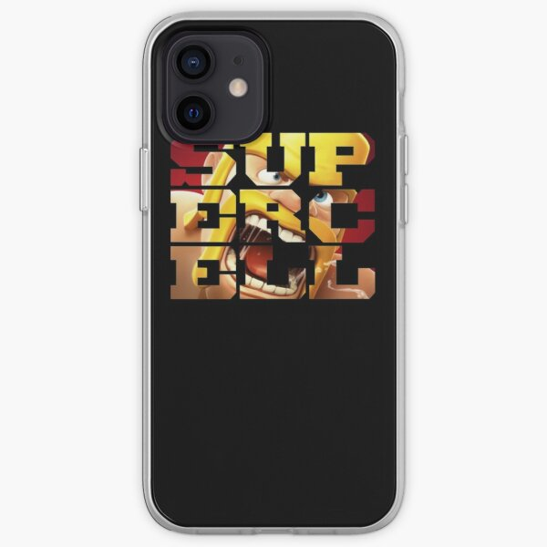Supercell Supercell - iPhone Soft Case