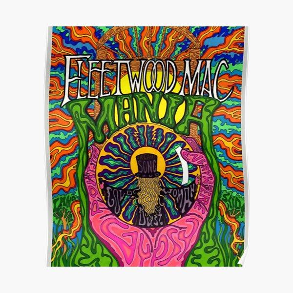 Fleetwood Mix Fleetwood Formerly Mac Mania Poster jadul mbanget Poster
