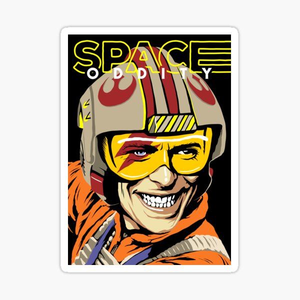 The Space Sticker