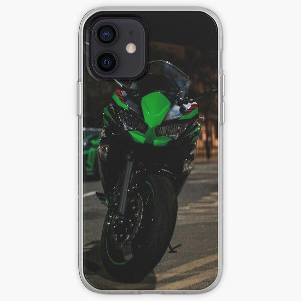Moto Kawasaki Ninja Coque souple iPhone