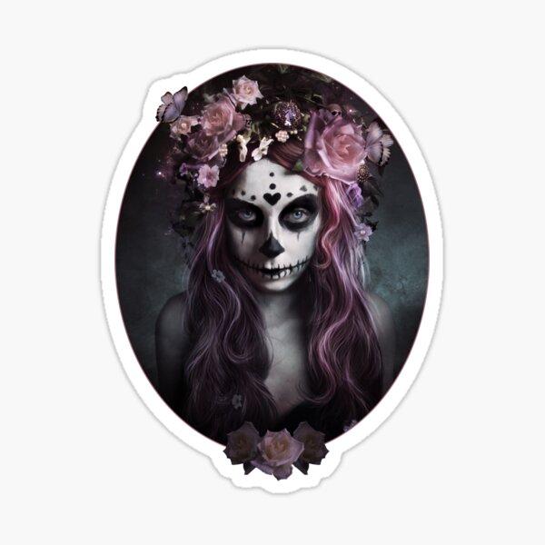 Dia de Muertos Sticker