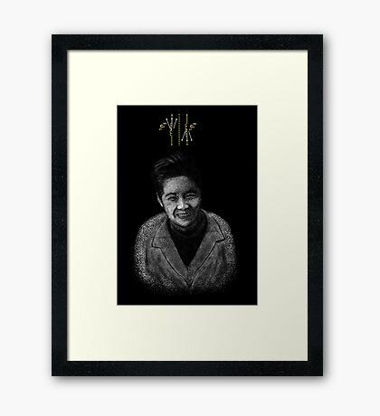 Chien Shiung Wu Framed Print