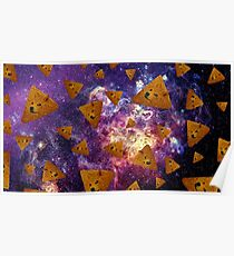 Doge Doritos In Space Poster