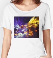 Firefly Abstract Expression Art Women's Relaxed Fit T-Shirt