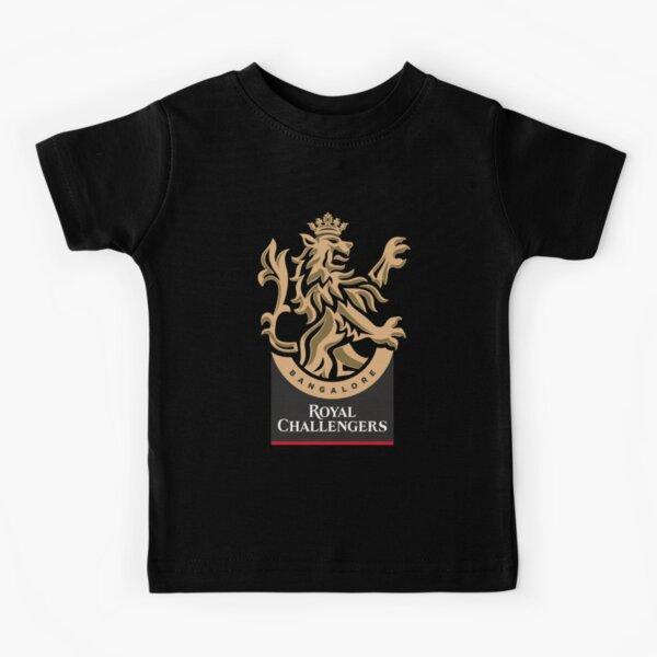 RCB Royal Challengers Bangalore Camiseta para niños