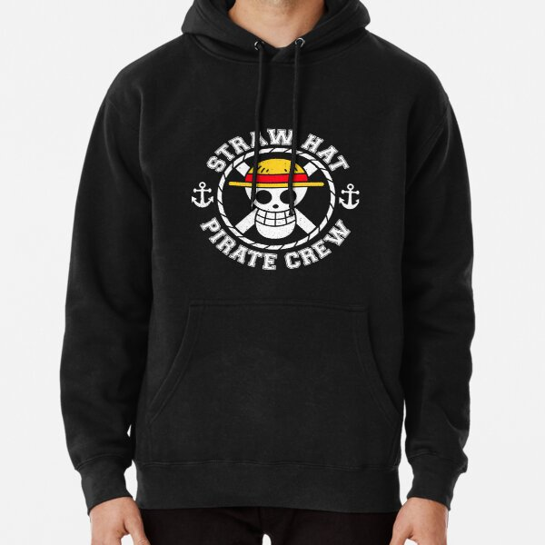 Straw Hat Crew Pullover Hoodie