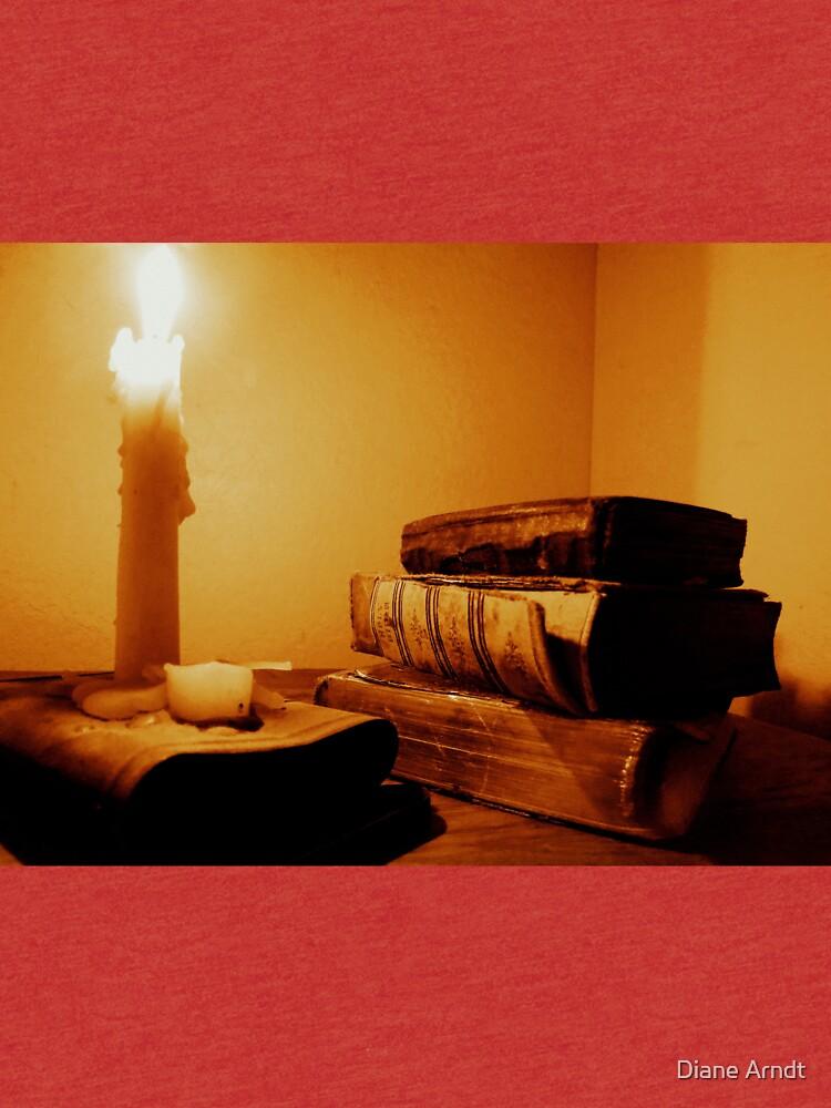 Das Wort durch Kerzenlicht von trueblvr