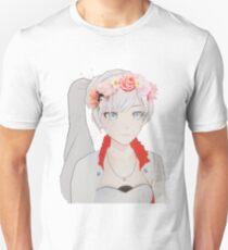 Weiss Schnee Unisex T-Shirt